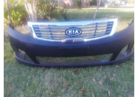 2009 kia Optima front bumper