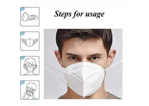 KN 95 - 5 Layer Mask - Pack of 2