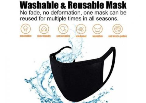 Face Mask - High Quality - Ready Stock - Pack of 1